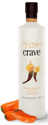 Dekuyper Liqueur Chocolate Chili Crave